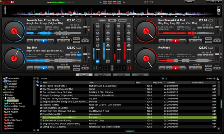 Virtual dj setup and crack code free download compconrine's blog.